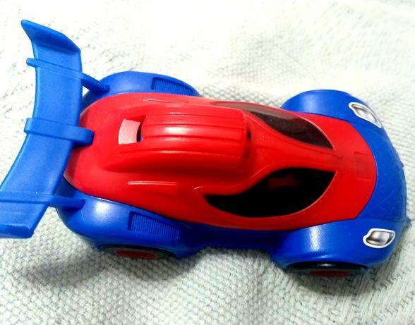 Carro spider man da marvel