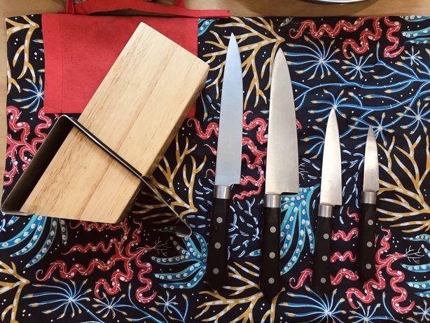 Набор ножей Gipfel