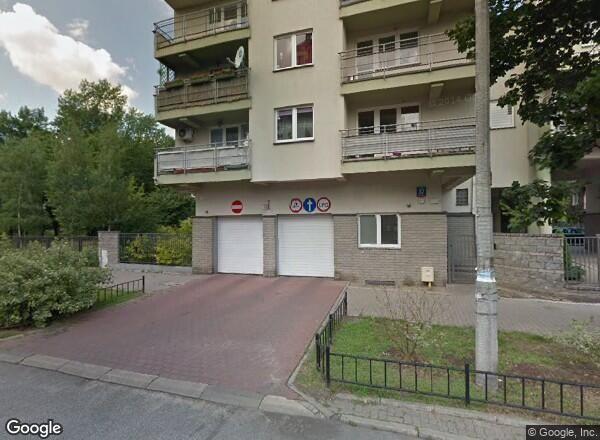 Miejsce parkingowe w garażu podziemnym Warszawa Praga Północ