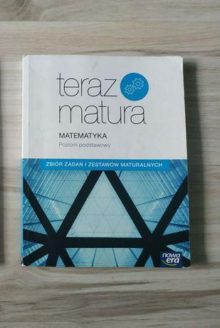 Zbiór zadań i zestawów maturalnych TERAZ MATURA matematyka