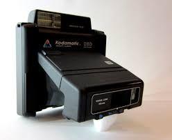 Kodamatic 950 é uma câmera instantânea fabricada pela Kodak AG em 1982