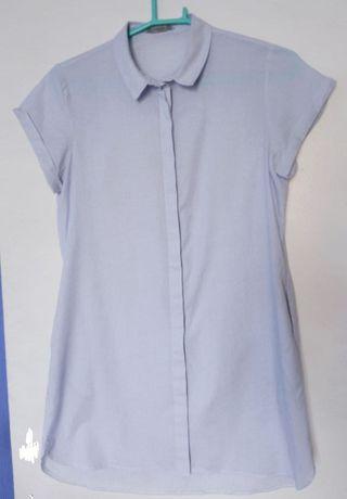 Сукня-рубашка бавовняна (Льонкомбінат)