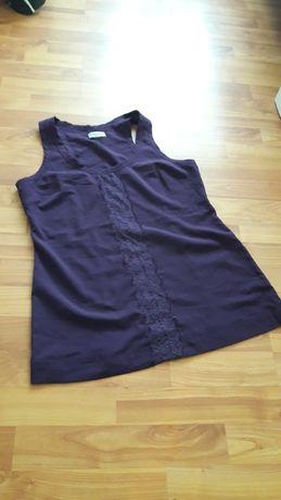 Шифоновая кофта майка блузка Calvin Klein