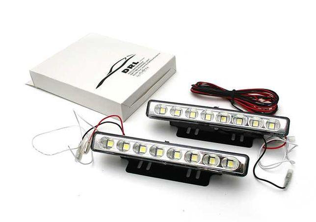 Światła do jazdy dziennej LED 5050 AUTOMAT E4