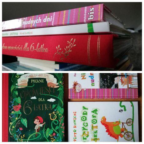 Bajki NOWE do czytania + książeczki, opowieści przygodowe