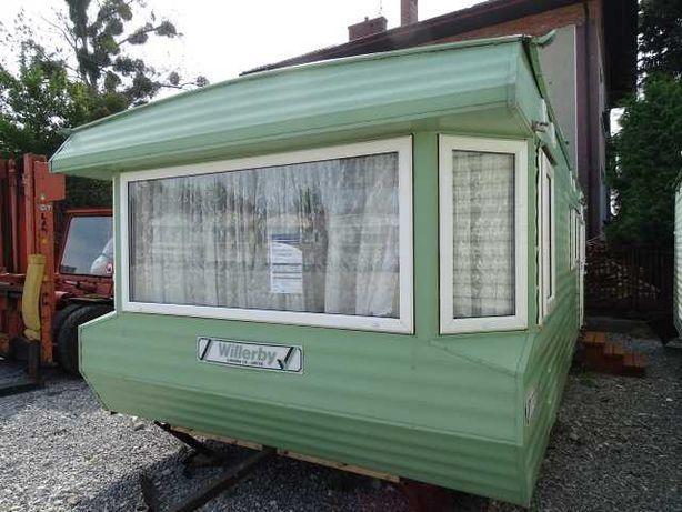 domek holenderski całoroczny mobilny działkowy pracowniczy