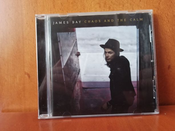 CD James Bay - Chaos And The Calm