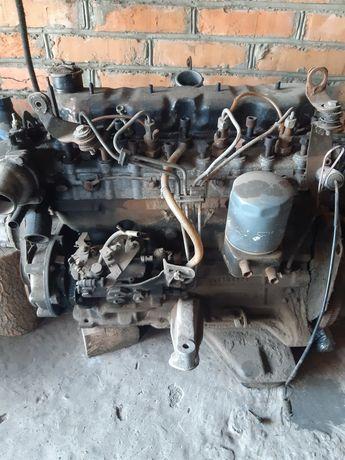 Двигатель Ford Sierra з коробкою 5 ступеневою