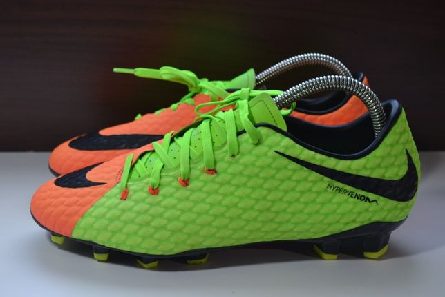 Nike Hypervenom Phelon III FG 42р бутсы копы бампы