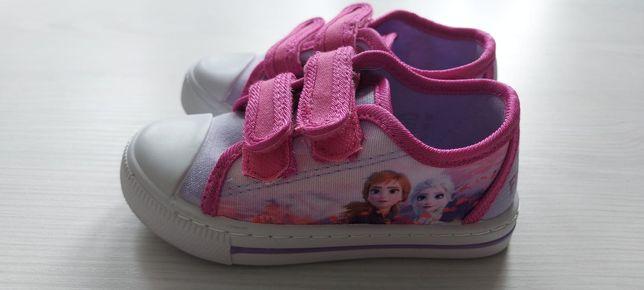 Buty dziewczęce Frozen II rozmiar 25