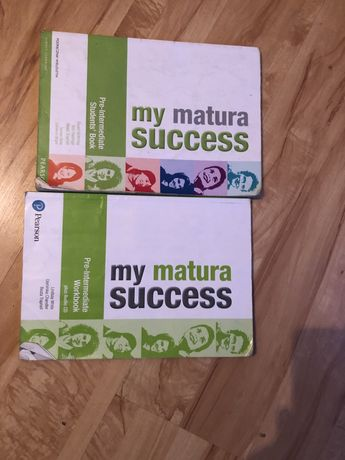 My matura success ksiazka i cwieczenia