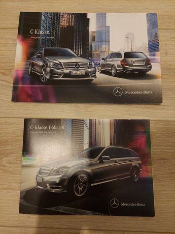 Prospekty Mercedes w205 c klasa