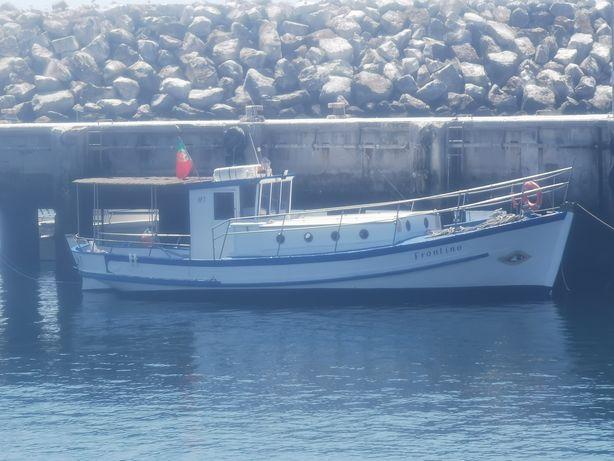 Passeios de Barco, Pesca embarcada