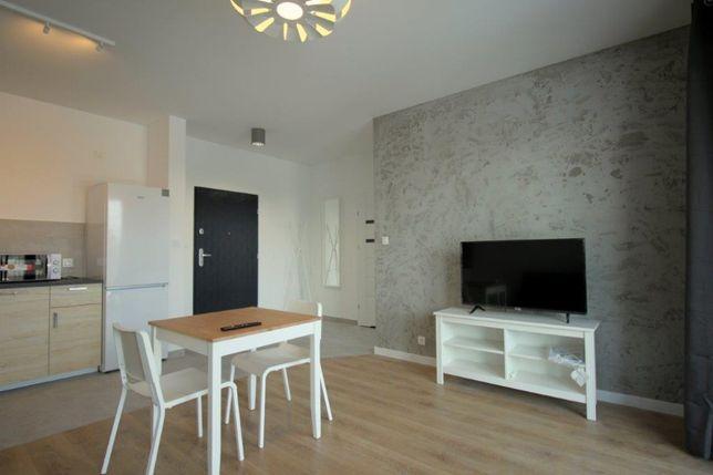 Nowe, 2-pokojowe mieszkanie przy ul. Marywilskiej.