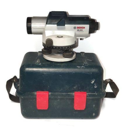 NIWELATOR optyczny BOSCH GOL 20 D walizka