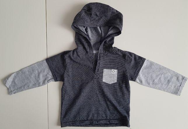 Sweterek chłopięcy Reserved - rozmiar 74