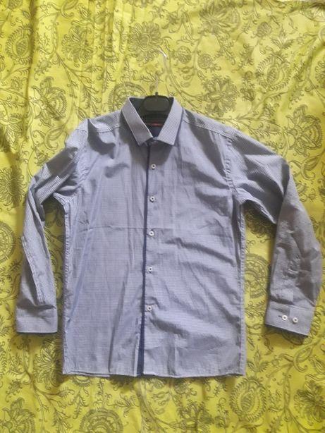 Сорочка на хлопчика 140р