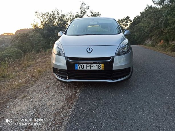Renault Scénic, 1.5 dCi, 110 cv, ótimo estado