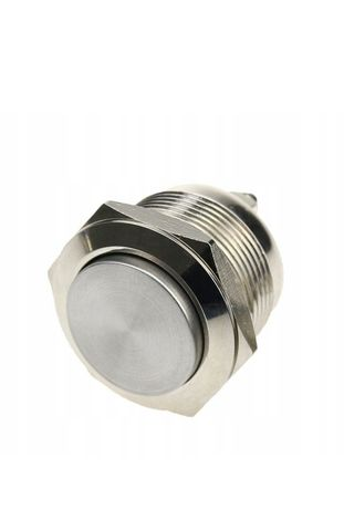 Przycisk monostabilny hermetyczny  wandaloodporny 22 mm