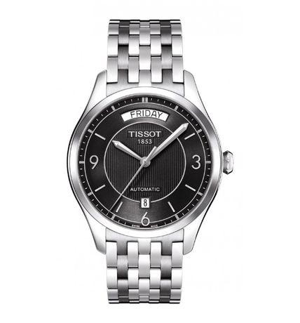 zegarek unisex swiss tissot t-one automatic T038.430.11.057.00 okazja