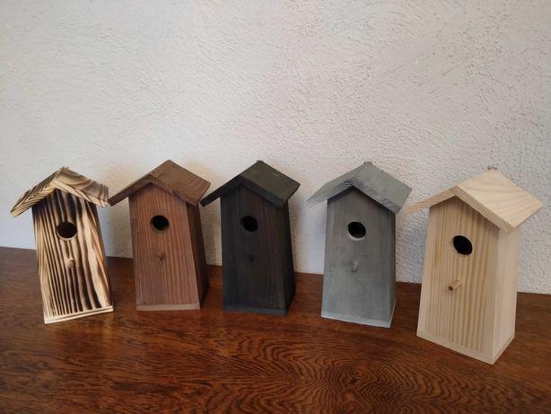 Budki lęgowe dla ptaków, na prezent, na działkę, do ogrodu, na ozdobę