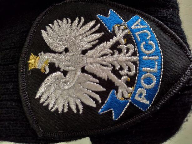 Naszywka Policja