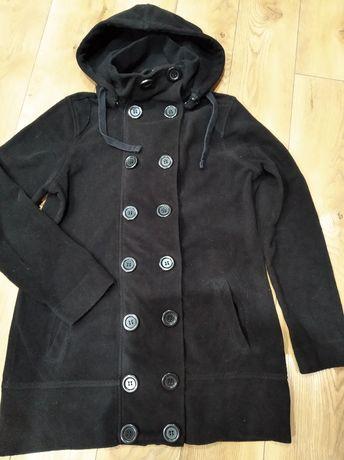 Kurtka płaszcz ciążowa polarowa r. 42 XL