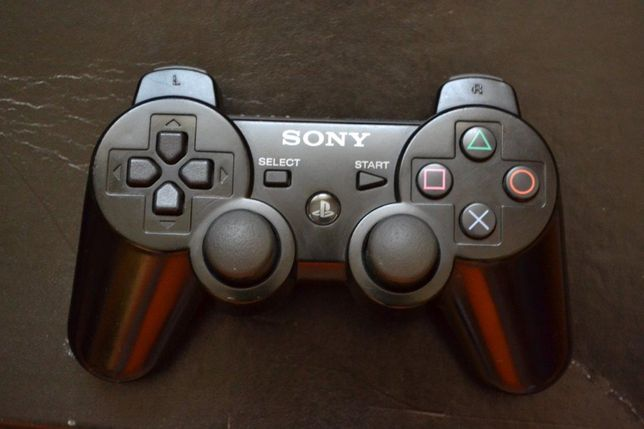 Pad Sony Dualshock 3 Sixaxis czarny oryginalny playstation PS3
