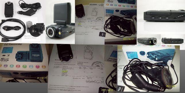 Rejestrator Samochodowy Portable Car Camcorder