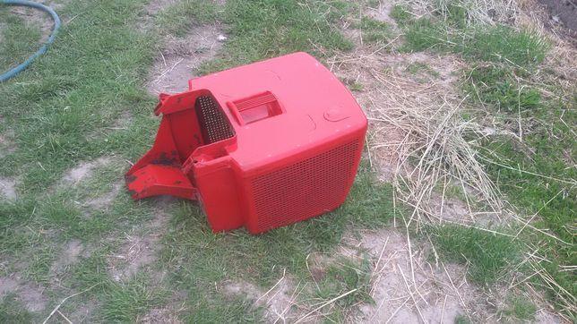 Wolfgarden Kosz na trawę do kosiarki pojemnik na trawę
