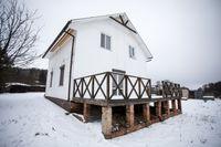 Сучасний будинок в 20 хв їзди від Чернігова