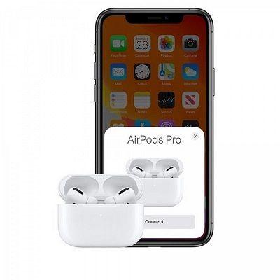 Наушники Apple AirPods PRO Original series 1:1 Bluetooth Touch +Pop Up