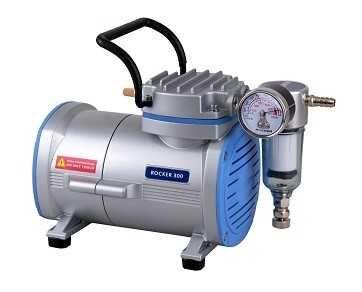 Kompresor pompa próżniowa ROCKER 300- bezolejowa jakość!  Nowa!