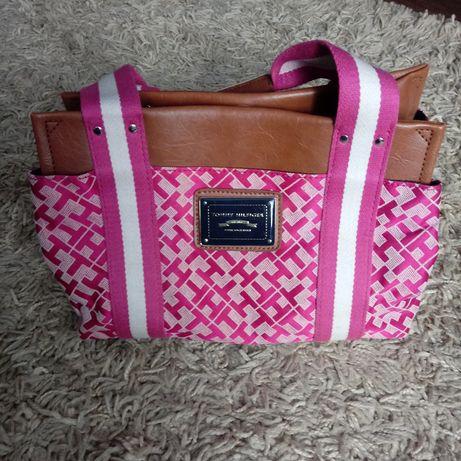 Kuferek shopper bag- Tommy Hilfiger