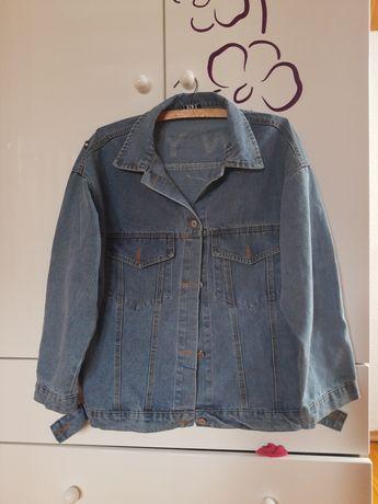 Nowa kurtka jeansowa
