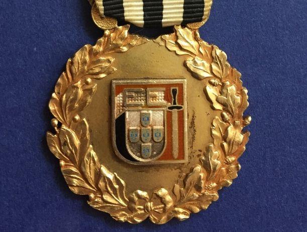 medalha Escola do Exército (EE)-Academia Militar-1942-PORTES GRÁTIS