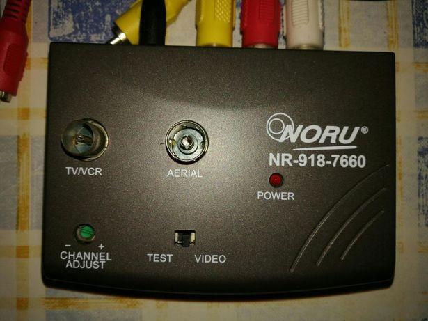 Modulador de TV UHF