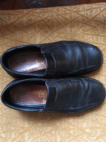 Туфли кожа шкiра