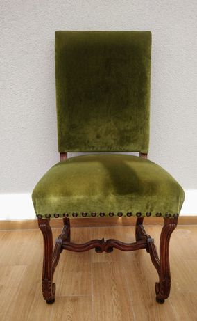 Krzesło fotel antyk