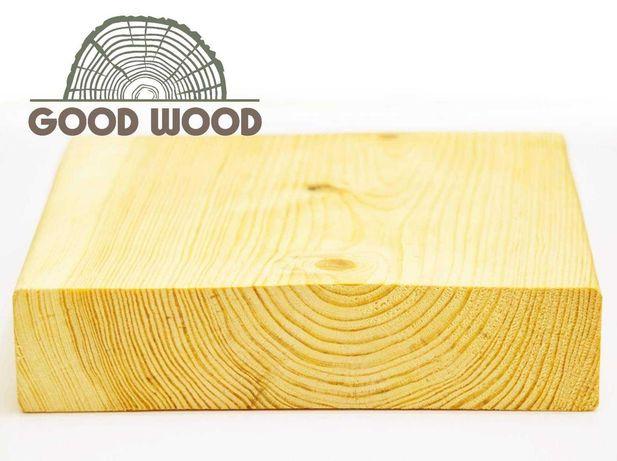 Drewno konstrukcyjne C24 suszone i strugane, kantówki SKANDYNAWSKIE!!!