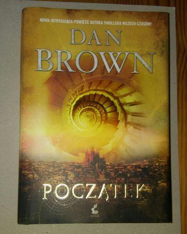 Dan Brown Poczatek