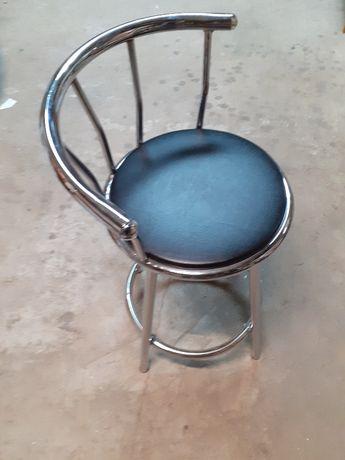 Krzesło obrotowe barowe