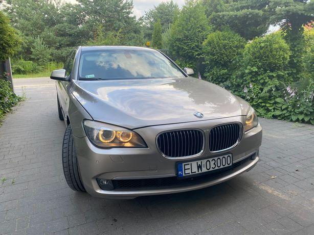 Продам BMW 740i F01