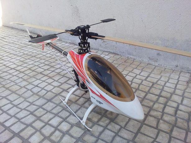 Helicoptero Raptor 30 v2