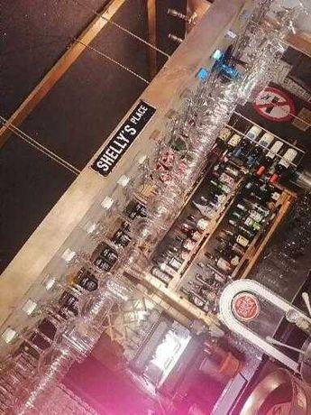 Trespasse bar com restauração