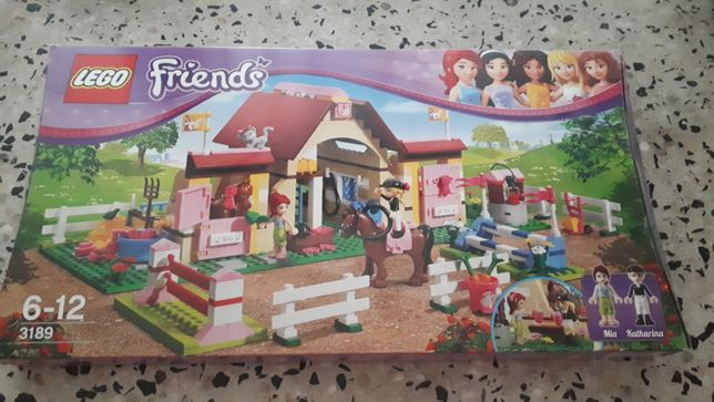 Lego Friends Stadnina w Heartlake 3189