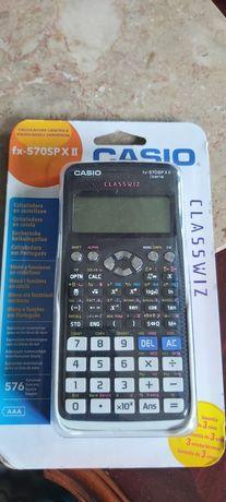 Calculadora Cientifica Casio Fx 570 SPX II
