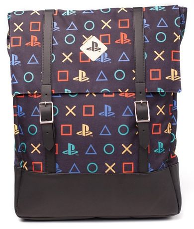 Рюкзак PlayStation Over Print Multicolor