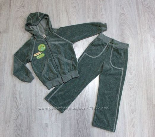 Спортивный костюм на девочку Бемби Размер 110