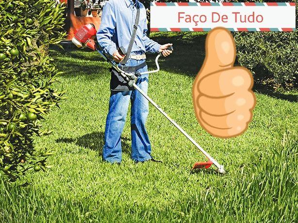 Faço Todo Tipo De Limpeza De Terrenos